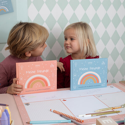 Freundebuch für Grundschüler