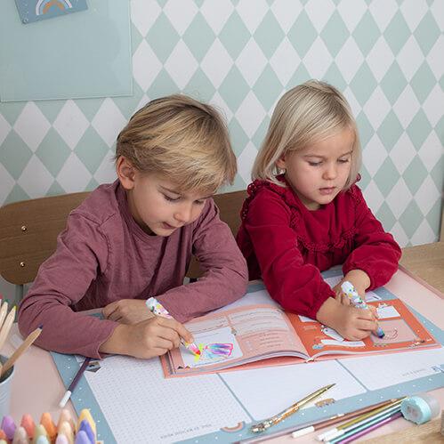 Freundebuch mit Kindern