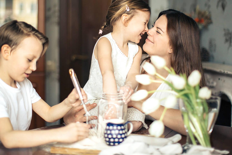 Achtsamkeitspraxis für Familien