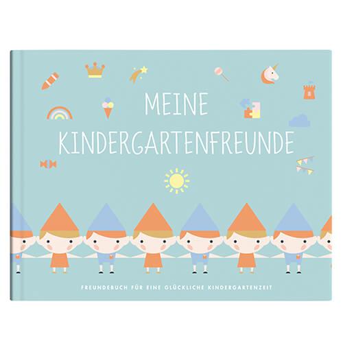 Meine Kindergartenfreunde mint