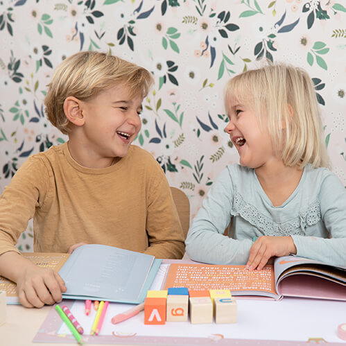 Produkte für starke, glückliche Kinder